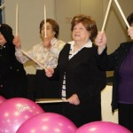pr Purim therapy for the elderly