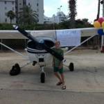 pr cancer support Amit plane ride 2013 998429_218207911665486_216592756_n