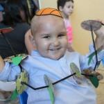 pr cancer support Sukah decorations at Oranit 2013 969993_237114019774875_238580596_n