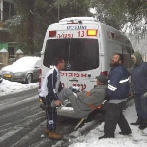 pr ambulance snow 1- 2013