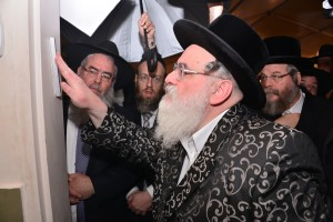 pr mental health inaug of bldg Vizhnitzer Rebbe2013
