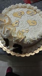 Bas Mitzvah cake L2L 8 17