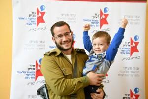 pr bmr Boeing donor w child - triumphant - EM background