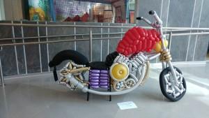 pr canc sup ballooon motorcycle
